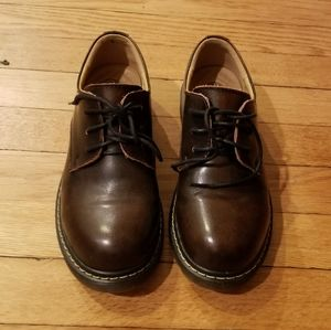 Shoes - Brown Oxfords